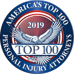 AMERICA'S TOP 100 PERSONAL INJURY ATTORNEYS®