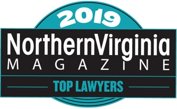 Northern Virginia Magazine 2019 Top Lawyer